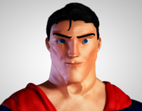 Young Justice Superman