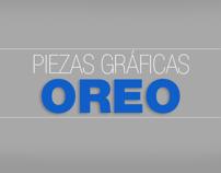 Piezas Gráficas - Oreo