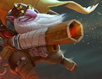 Sniper | DOTA2 | GameArt