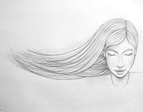 Illustration - pencil
