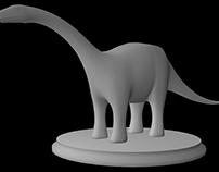 3D en proceso /  3D process