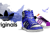 FanArt Adidas Originals