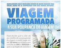 """IMPRESSO"" FLYER JOÂO PAULO TURISMO"