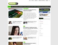 Sitio Web Tipo Revista Digital - Todo el Mundo