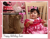 Lucia's birthday