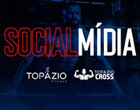SOCIAL MIDIA - TOPAZIO FITNESS