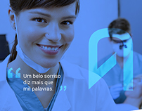 Visual Identity - Alessi Odontologia