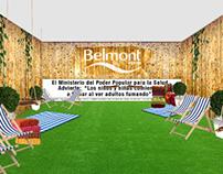 BAT-Intervención Belmont Oficinas-Concept. y Dir. Arte
