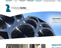 Site Instituto Lactec