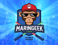 Caravana Maringeek - Campus Party Brasil 2016