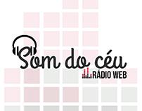 Logo Rádio Som do Céu