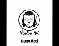 Demo Reel Animation 3D
