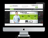 Site Portal Videoaula