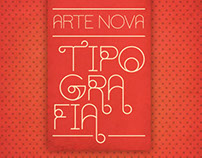 Tipografia Arte Nova