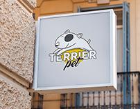 Logo Terrier Pet