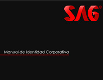 "Manual de identidad corporativa ""SAG"""