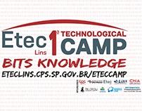 Identidade Visual para Evento - ETEC CAMP