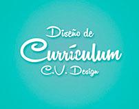Diseño de CV /CV Design