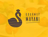 Gourmet Mayani - Diseño de Logotipo