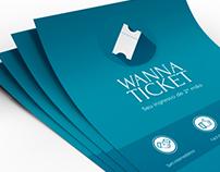 Flyer - Wanna Ticket
