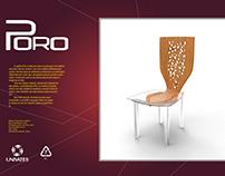 Projeto Cadeira Poro
