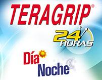 """TERAGRIP 24 HORAS """"Día y Noche"""""""