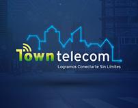 Brand Identity - Town Telecom
