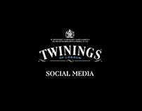 Twinings México Social Media