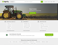 Home Agrofy Marketplace