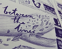 Between the Lines: Zine