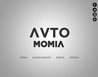 Digital Album Cover Art & Booklet for AVTO (2015)