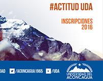 #ACTITUDUDA