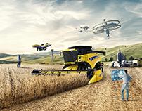 Futuro da colheita