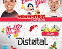 Banner Web para os Baianeiros