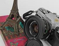 Canon en Paris