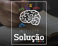 Logo Concept - Instituto Solução