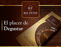 Proyecto RE-FINE (2017) | Packaging & Post design