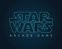 StarWras Arcade Game