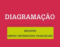 Encartes - Centro Universitário Franciscano