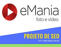 Projeto de SEO Emania http://www.emania.com.br/