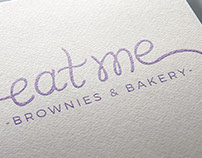 Eat Me Logo Design