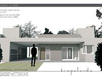 Conjunto de viviendas - 2013 - anteproyecto