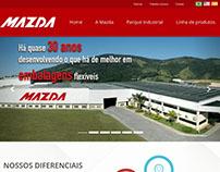 Website Mazda Embalagens