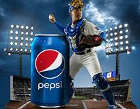 Video retoques MLB Pepsi 2015