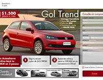 Volkswagen // WEB
