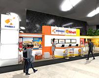 PRIMAX - Exhibition Stand