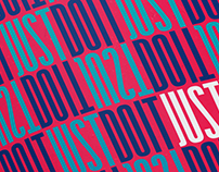 Experimental Typographic Posters