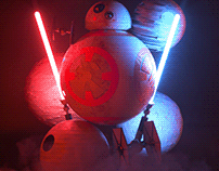 STAR WARS 3D - THE BALANCE OF THE FORCE