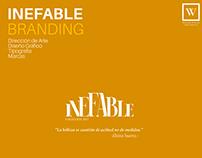 Inefable, Logo, Branding