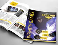 Games magazine Infinity Games